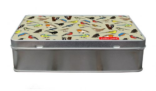 Selina-Jayne British Birds Limited Edition Treat Tin